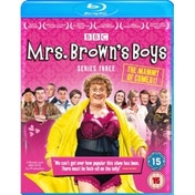 Mrs Brown's Boys Series 3 Blu-ray