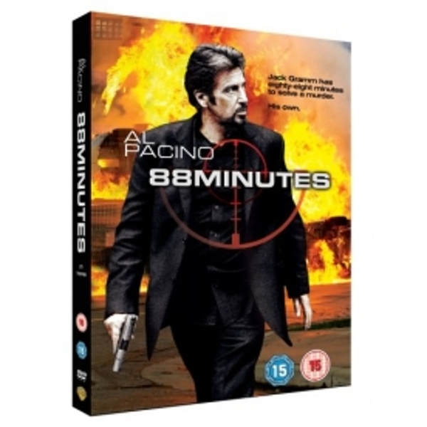 88 Minutes DVD