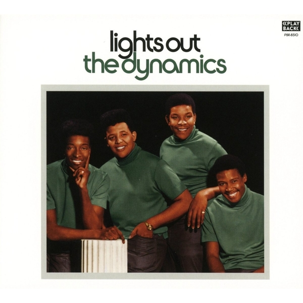 The Dynamics - Lights Out Vinyl