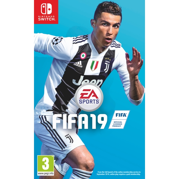 FIFA 19 Nintendo Switch Game - Image 1
