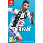 FIFA 19 Nintendo Switch Game (Pre-Order FUT Packs)