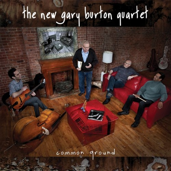 The New Gary Burton Quartet - Common Ground Vinyl