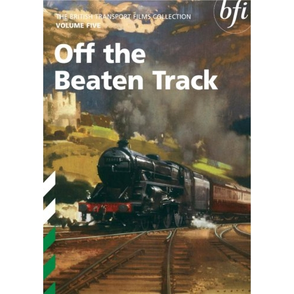 British Transport Films Collection Vol 5 Off The Beaten Track DVD