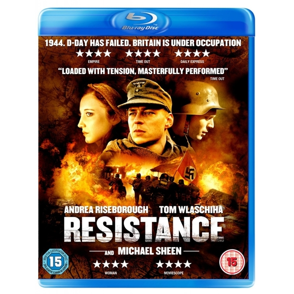 Resistance (Blu-ray)