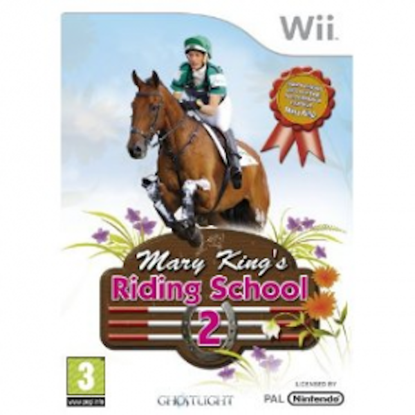 Mary Kings Riding School 2 Game Wii