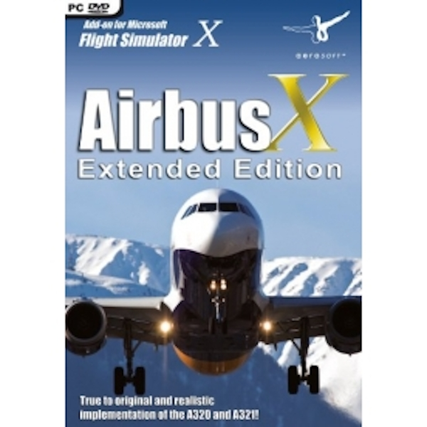 Airbus X for FSX Extended Edition Game PC