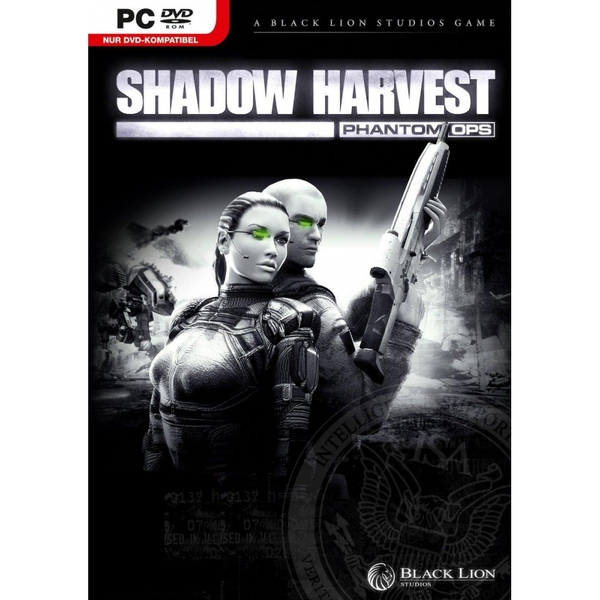 Shadow Harvest Phantom Ops PC Game