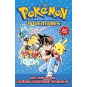 Pokemon Adventures Red & Blue Box Set : Set includes Vol. 1-7 : 1