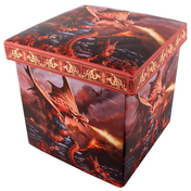Fire Dragon Storage Box