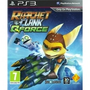 Ratchet & and Clank Q-Force Game PS3
