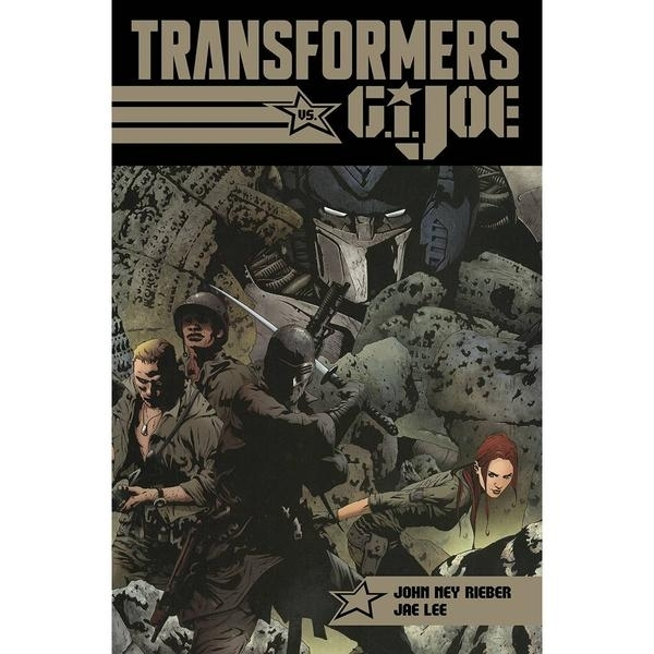 Transformers/GI Joe Tyrants Rise Heroes Are Born