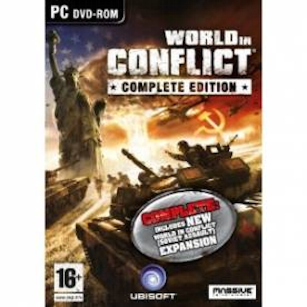 World in Conflict Complete Edition Game PC