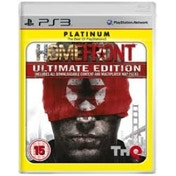 Homefront Ultimate Edition Game (Platinum) PS3