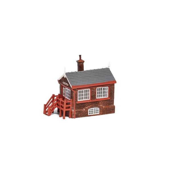 Hornby Harry Potter Hogsmeade Station Signal Box Model