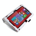 YouSave Accessories Nokia Lumia 2520 Leather-Effect Stand Case - White