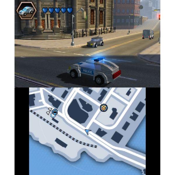 Lego City Undercover The Chase Begins Game 3DS (Selects) - Image 2