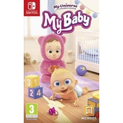 My Universe My Baby Nintendo Switch Game