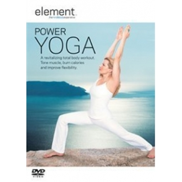 Element Power Yoga DVD