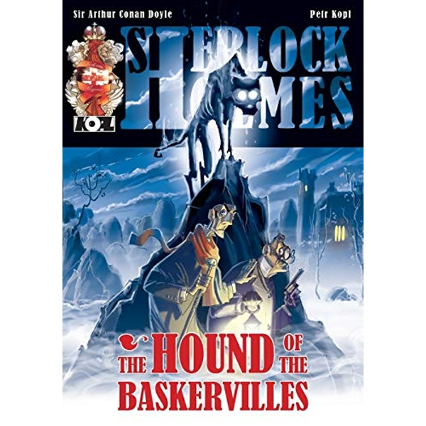 The Hound of the Baskervilles - A Sherlock Holmes Graphic Novel by Petr Kopl (Paperback, 2014)