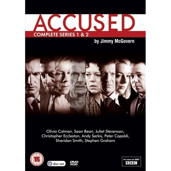 Accused Series 1 and 2 DVD