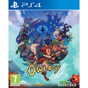Owlboy PS4 Game