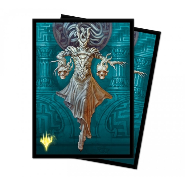 Ultra Pro Magic The Gathering Theros: Beyond Death V8 Alt Art Ashiok, Nightmare Muse Standard Deck Protector 100 Sleeves
