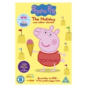 Peppa Pig The Holiday Volume 19 DVD