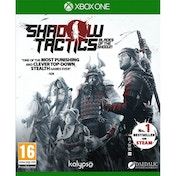 Shadow Tactics Blades Of The Shogun Xbox One Game