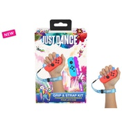 Grip & Strap Just Dance 2019 for Nintendo Switch JoyCons
