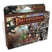 Pathfinder Adventure Rise of the Runelords Character Add-On Deck