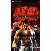 Tekken 6 Game PSP