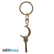 Sailor Moon - Moon Stick 3D Keychain