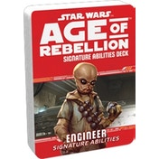 Age of Rebellion - Engineer Signature Abilities Deck