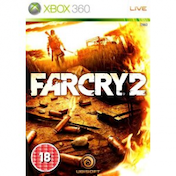 Far Cry 2 Game Xbox 360