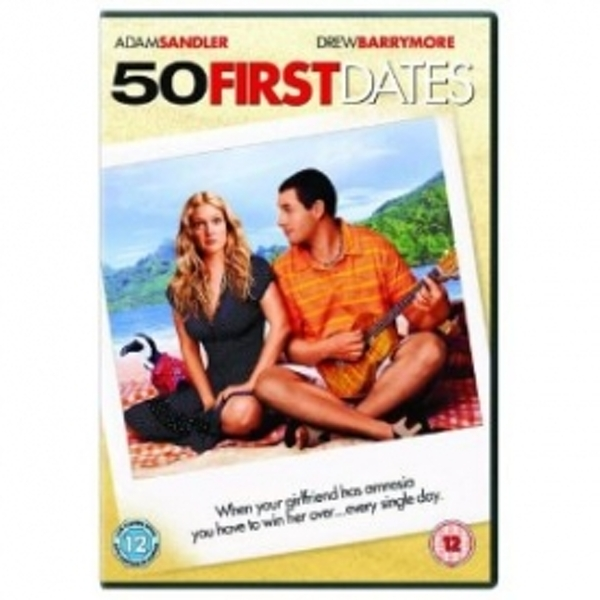 50 First Dates DVD
