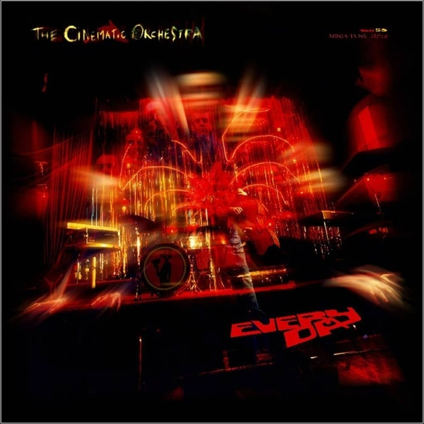 The Cinematic Orchestra – Every Day Vinyl