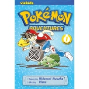 Pokemon Adventures, Vol. 1 (2nd Edition) : 1