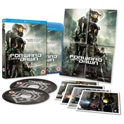 Halo 4 Forward Unto Dawn Blu-ray & DVD