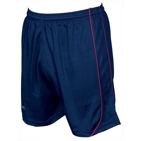 Precision Mestalla Shorts 26-28 inch Navy/Red