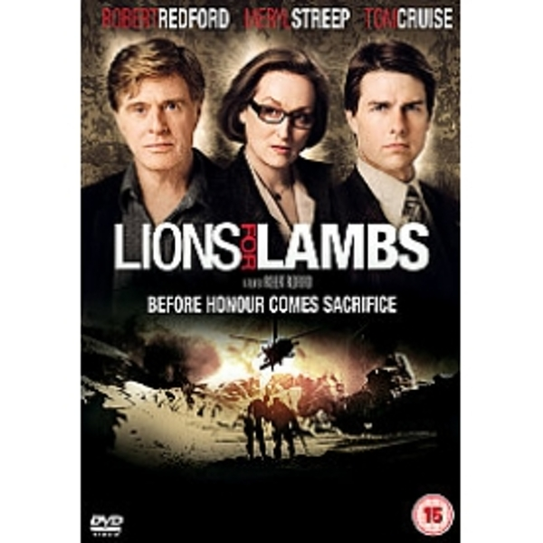 Lions For Lambs DVD