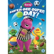 Barney - A Super-Dee-Duper Day! DVD