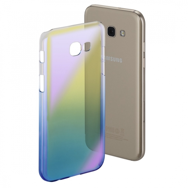 Hama Mirror Cover for Samsung Galaxy A5, yellow/blue