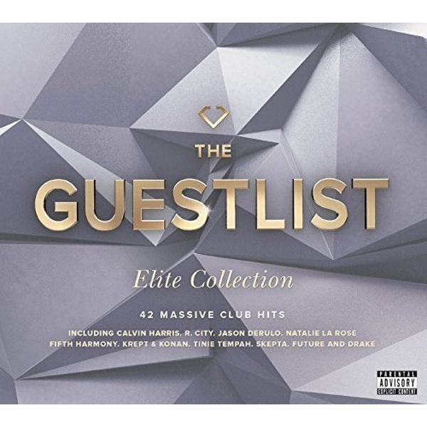 Various Artists - The Guestlist: Elite Collection CD