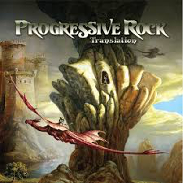 Various ‎– Progressive Rock Translation Limited Edition Vinyl