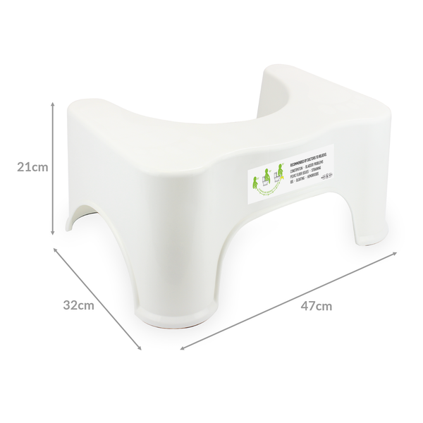 Squatting Toilet Stool | M&W - Image 3