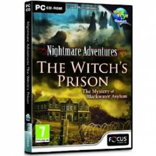 Nightmare Adventures The Witchs Prison Game PC