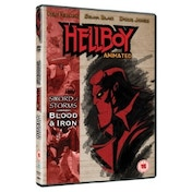 Hellboy Animated Sword Of Storms & Blood And Iron DVD