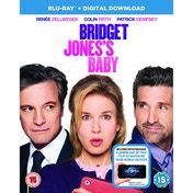 Bridget Jones's Baby: Blu-ray + Digital Download
