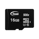 Team 16GB Micro SDHC Class 10 UHS-I Flash Card with Adapter