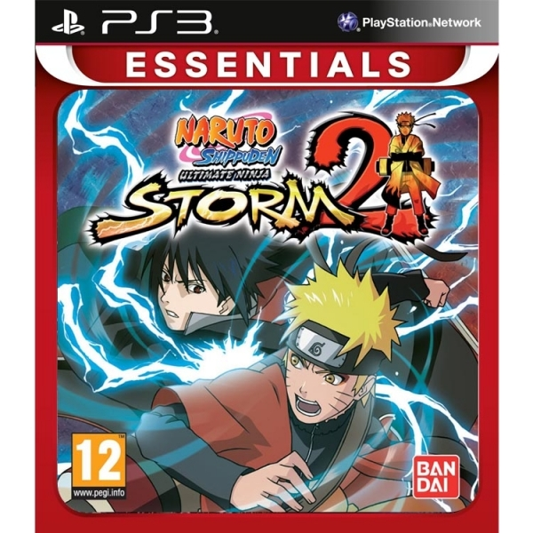 Naruto Shippuden Ultimate Ninja Storm 2 (Essentials) Game PS3